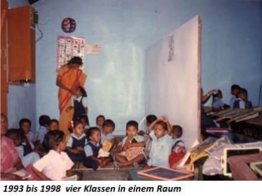 1993-98 4 Klassen in einem Raum