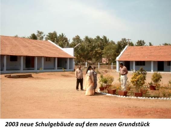 2003 neue Schule