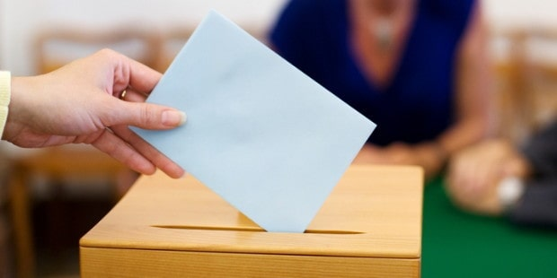Elections for EV governance members