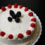 chinese bakery style cake