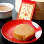 chinese steamed nian gao