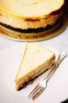 white choc raspberry cheesecake