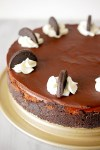 Girl Scouts Thin Mints® cheesecake