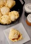Biscuit Head's classic cathead buttermilk biscuit