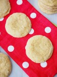 6 egg yolk cookies