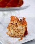 Apple harvest bundt cake