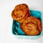 Greek yogurt pumpkin muffins and bread