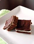 Hershey's chocolate mint dessert (aka cool mint dessert)