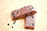 Homemade blueberry muffin Lärabars