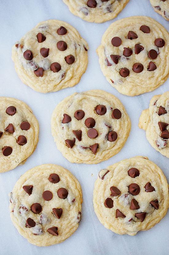soft batch chocolate chip cookies