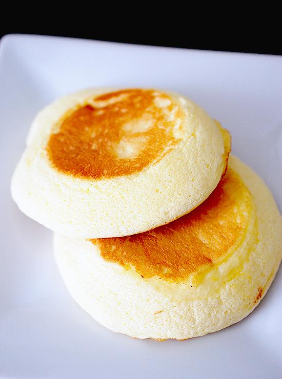 Japanese Souffle Pancakes Eva Bakes