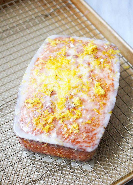 ultimate lemon bread