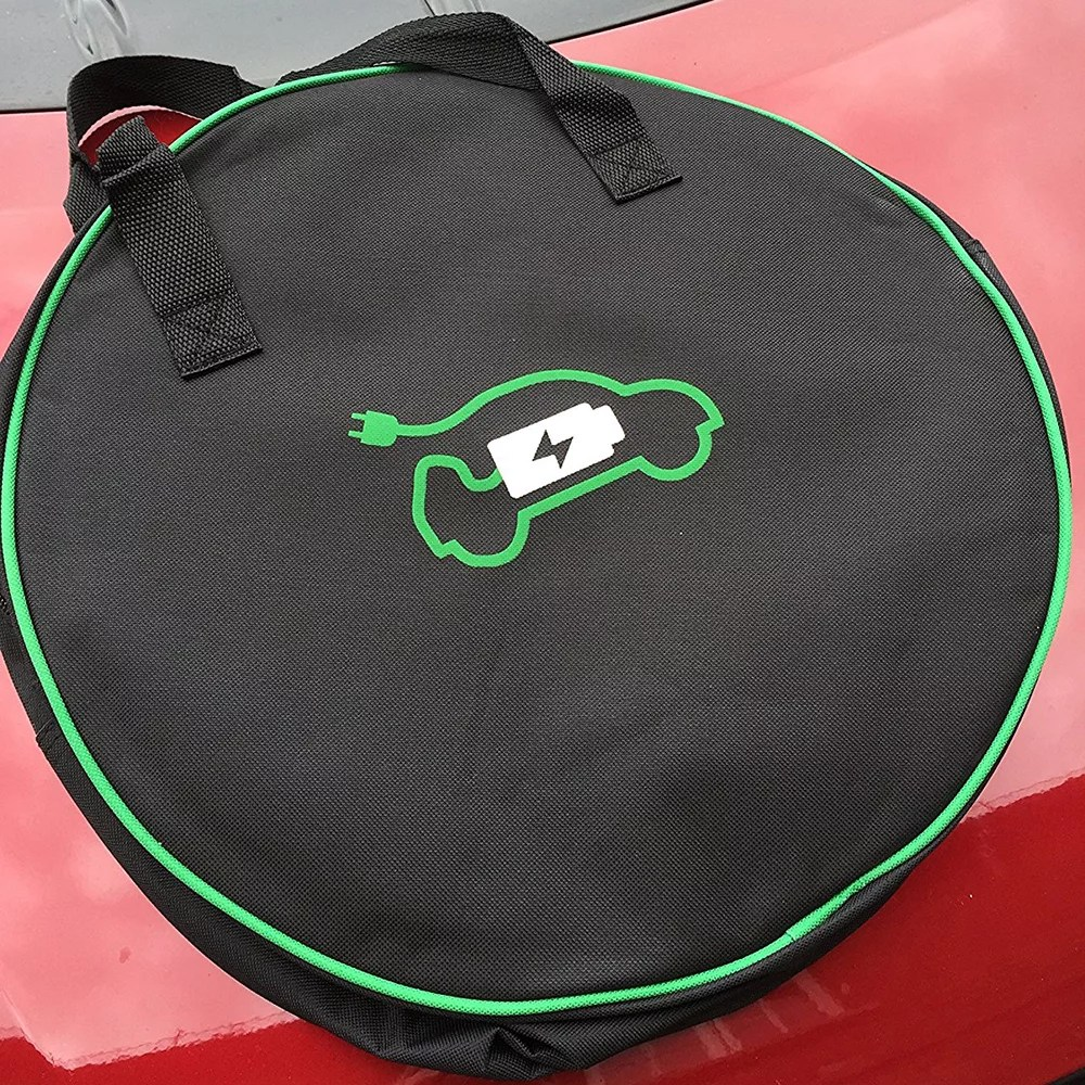 Electric Vehicle Charging Cable Bags