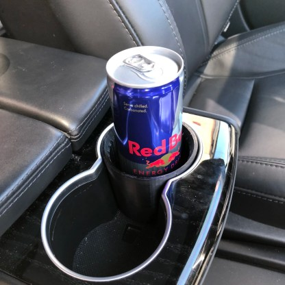 Cup Holder Adaptor Ring With 250ml can