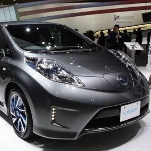 Nissan Leaf Accessories