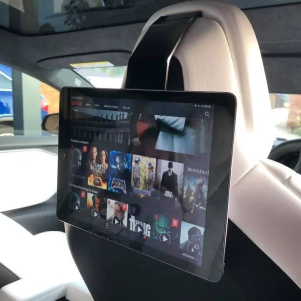 Model S/X Rear Seat Entertainment Tablet Holder