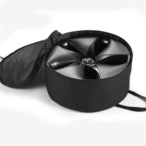 Tesla Aero Wheel Cover Bag Tesla Aero Wheel Cover Storage Bag