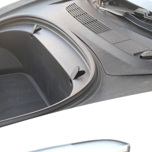 Tesla Model 3 Frunk Hooks