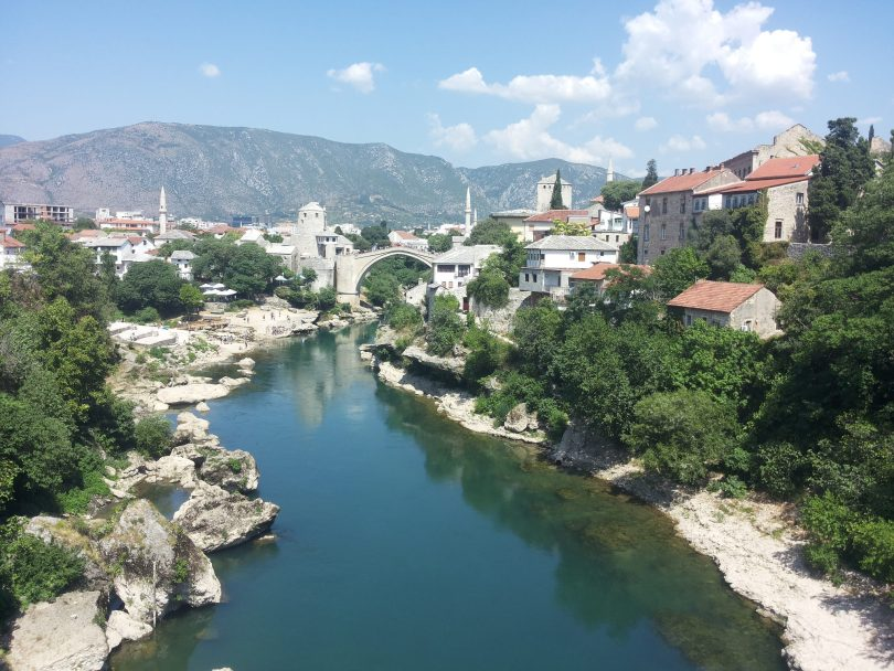 Bosnië_Herzegovina_Mostar