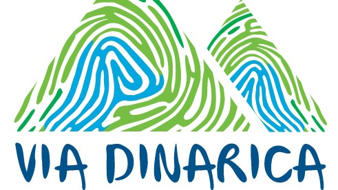 Het Via Dinarica Project Logo