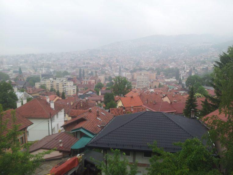 View over Bistrik