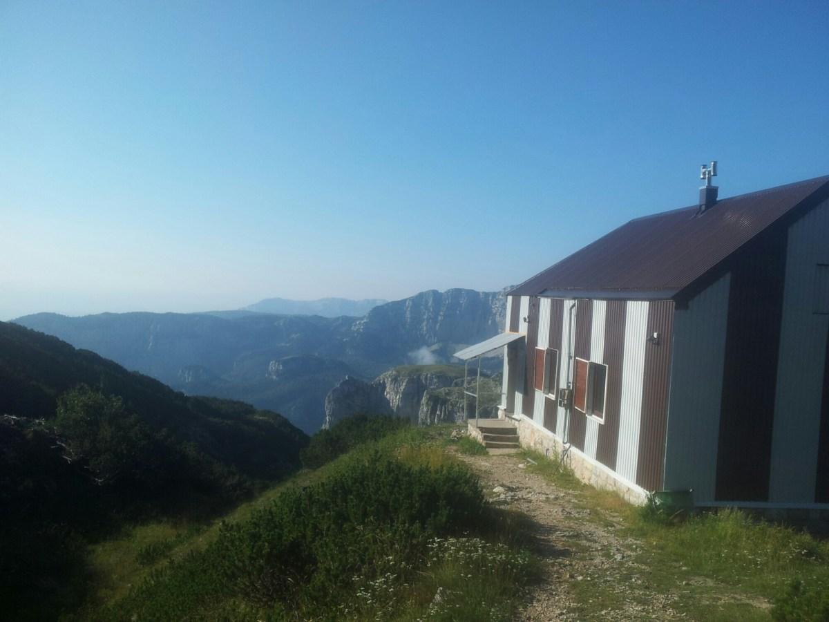 Planinarski_Dom_Vilinac_on_Čvrsnica_BiH
