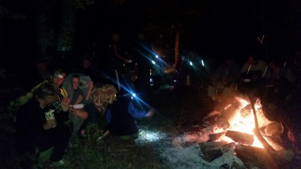 Somewhere_in_Snežnik_forest_campfire