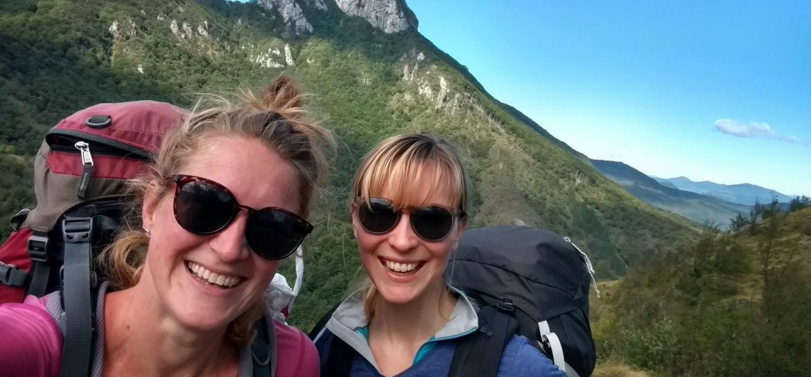 LOOKING BACK ON SEPTEMBER | Hiking Via Dinarica Green Trail