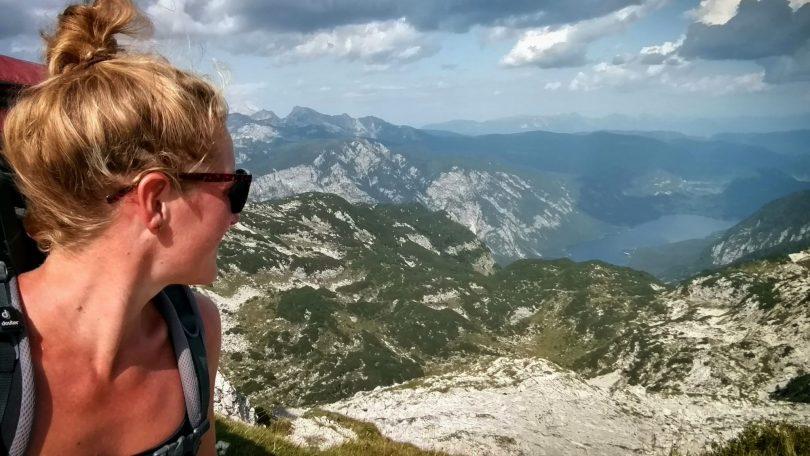 Škrbina_pass_Triglav_slovenia