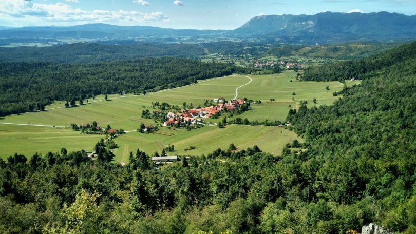 Slovenië_groene_vallei