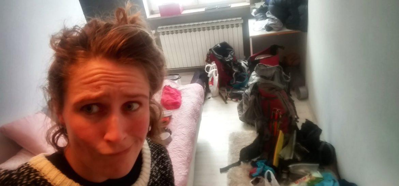 VLOG in BLOG | Inpakken en wegwezen - ZAGREB WEEKVLOG 7