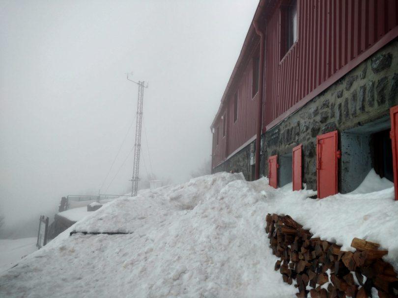 Snowy Zavižan, Velebit CROATIA | Snowshoeing Adventure