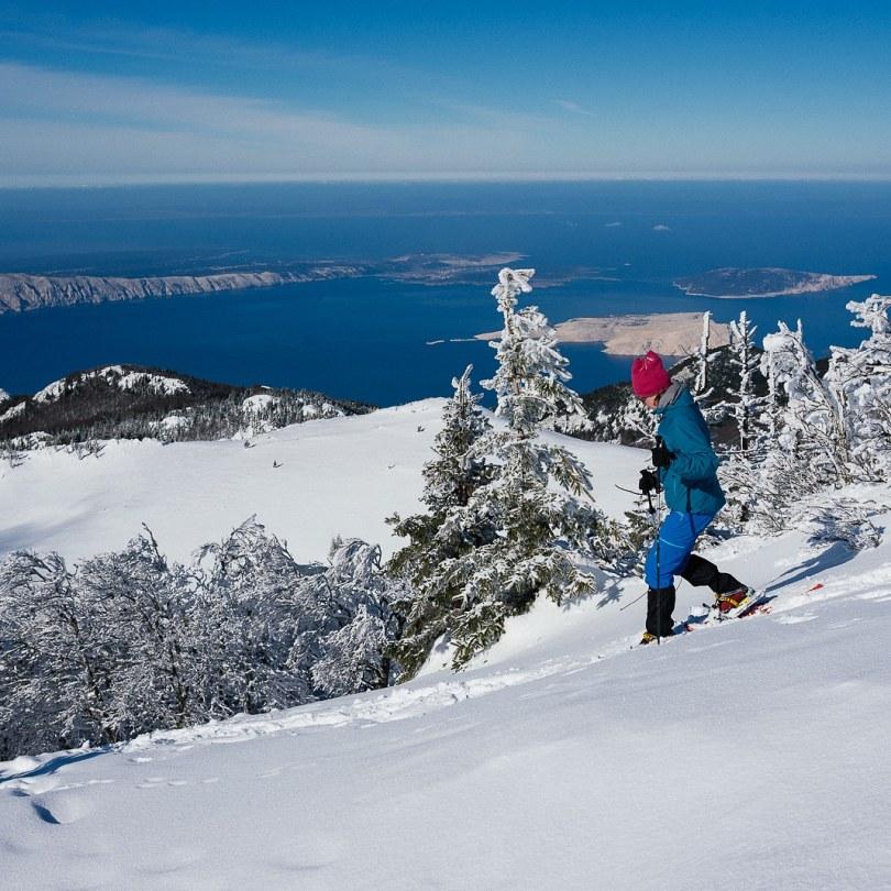 Velebite Winter Hiking Adventure Day 5
