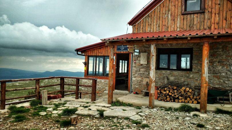 Planinarska kuća Puma