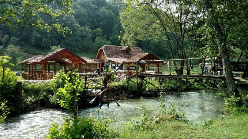 Ziličina paradise | Via Dinarica Green Trail in Bosnia and Herzegovina