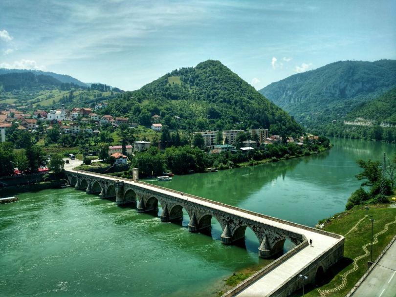 Bridge on the Drina, Višegrad