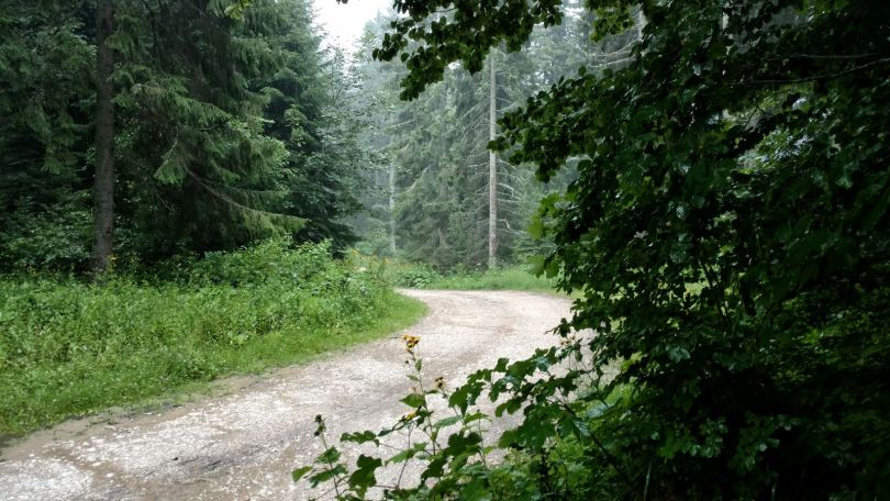 First impression of the Via Dinarica Green Trail in Serbia