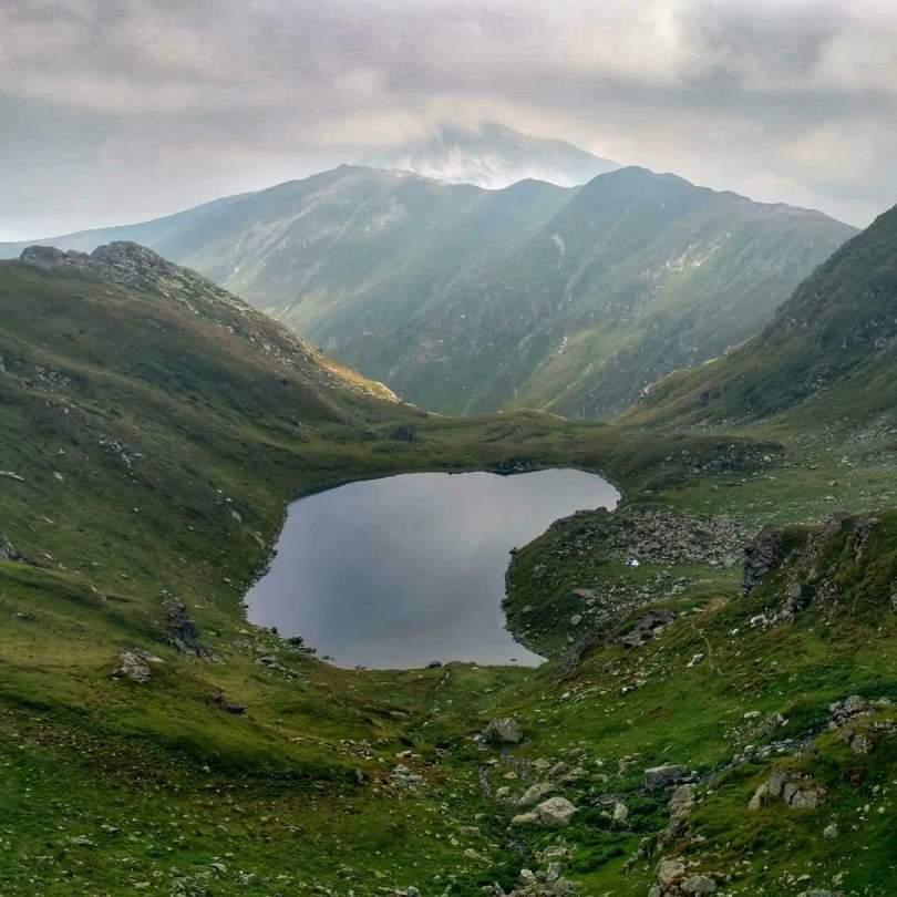 Towards the Macedonian mountains