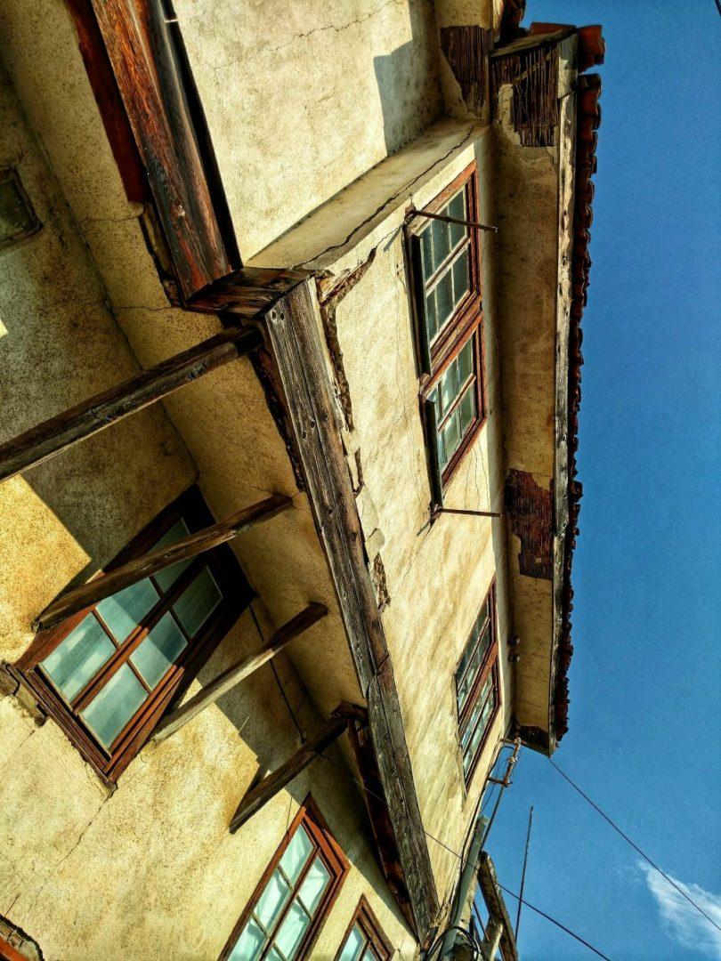 Sightseeing Ohrid   Look up