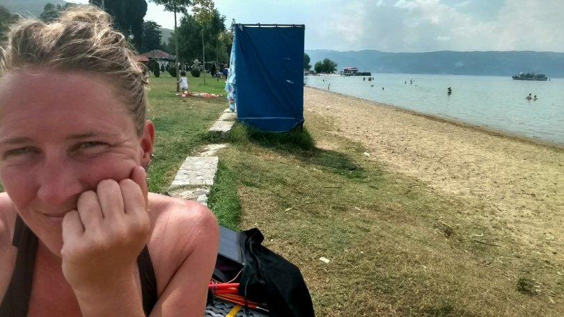 Sightseeing Ohrid | beach