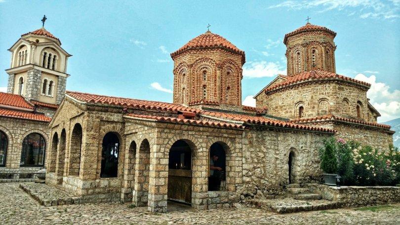 Sightseeing Ohrid | Sveti Naum