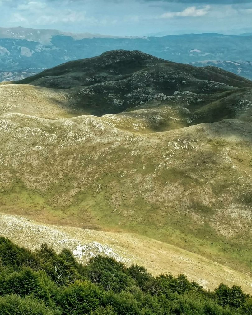 Raduč peak Shebenik-Jabllanicë
