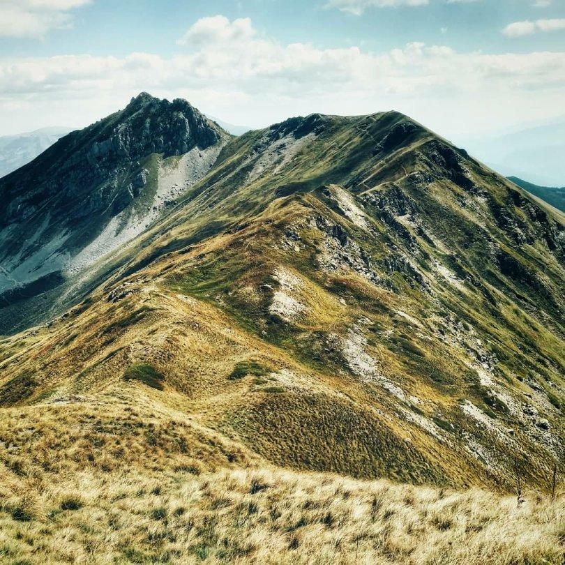 Trail to Crvena Ploča
