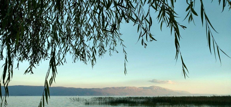Ohrid lake Kališta