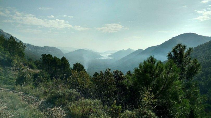 One of the best views on Pelješac
