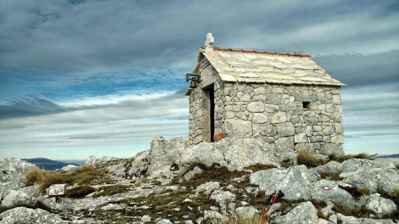 Via Dinarica CROATIA Blue Trail | BIOKOVO, Sveti Ilija