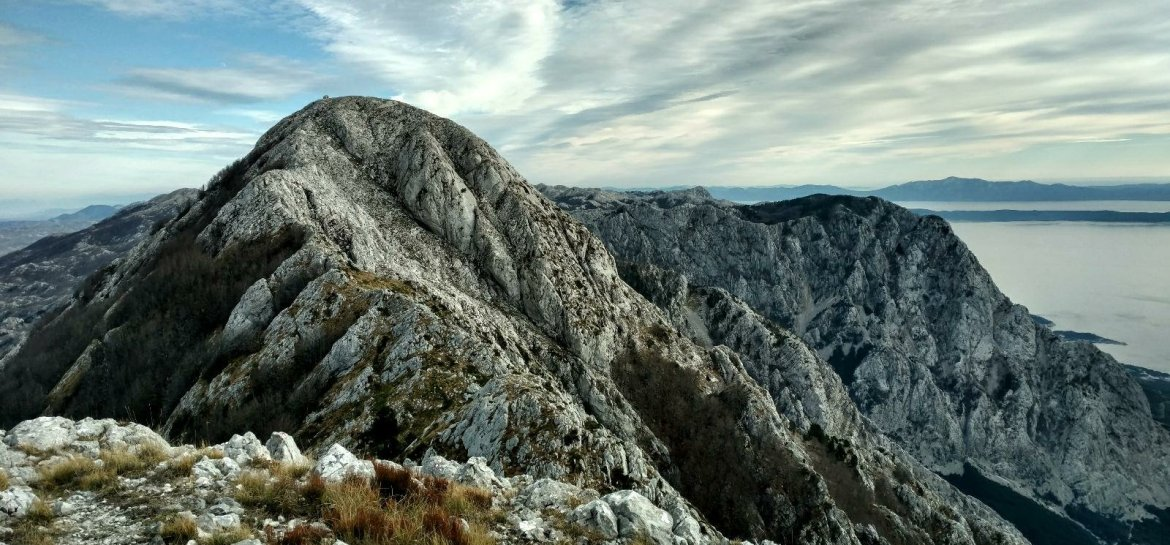 BLOG | BIOKOVO Hiking Trail, Sveti Ilija from the other side