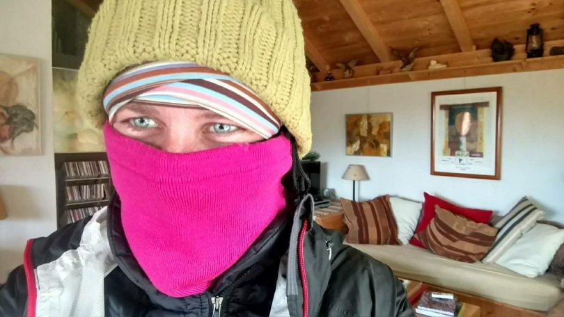 It is kinda cold on Omiška Dinara
