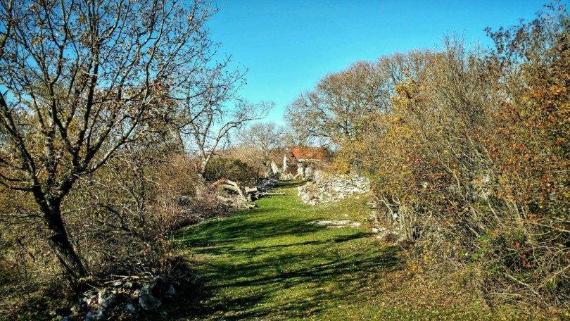 (Central) Dalmatia hiking trail towards Krka National Park