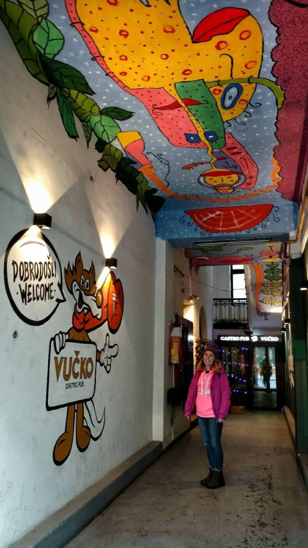 Vučko pub, Sarajevo